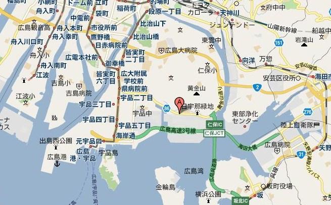 広島マツダ宇品工場