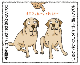 羊の国のラブラドール絵日記new!!1