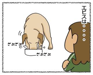 羊の国のラブラドール絵日記10月30日2