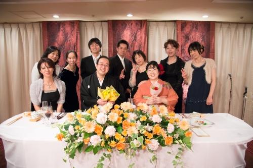 20131217 鳴海 結婚式1