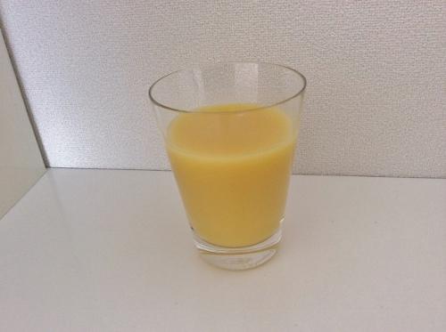 開封後2週間経っても腐らないオレンジジュース