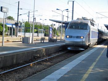 ヴァンヌ駅