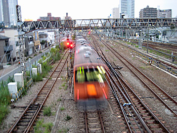 さよならオレンジ電車