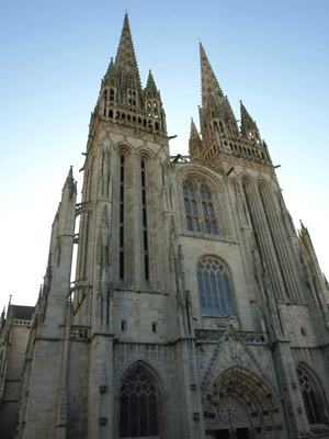 サン・コランタン大聖堂