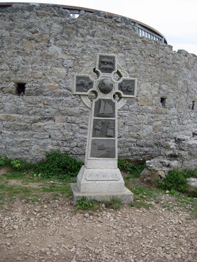 道端の十字架