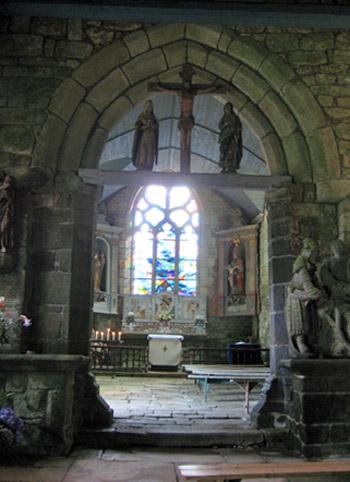 ノートルダム・ド・ボンヌ・ヌーヴェル礼拝堂
