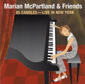 MarianMcpartland85Candles