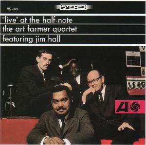 Art Farmer & Jim Hall Quartet : Complete Live Recordings