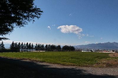 榛名山①20131229