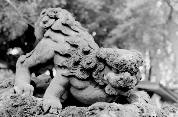 諏訪神社(町田市相原町)3