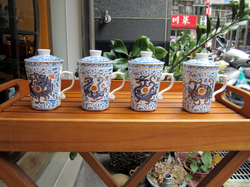 四神 マグカップ