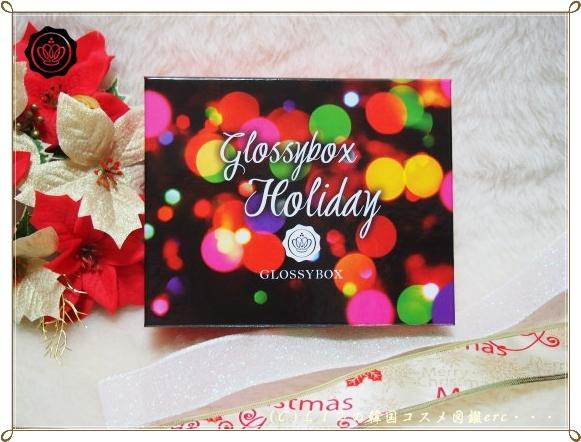 GLOSSYBOX12月