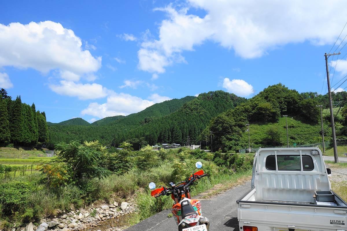 須留ヶ峰エリア