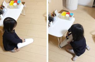 子供の掃除