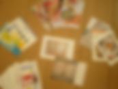 ポストカード処分