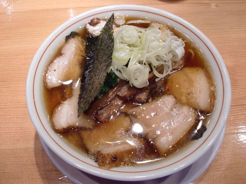 井関屋@淡路町・肉そば