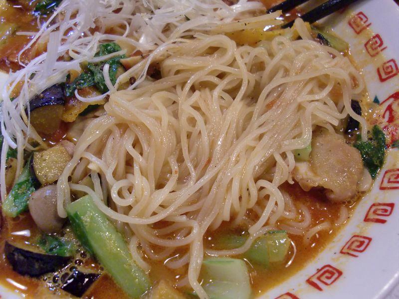 太陽のトマト麺@豊洲・麺