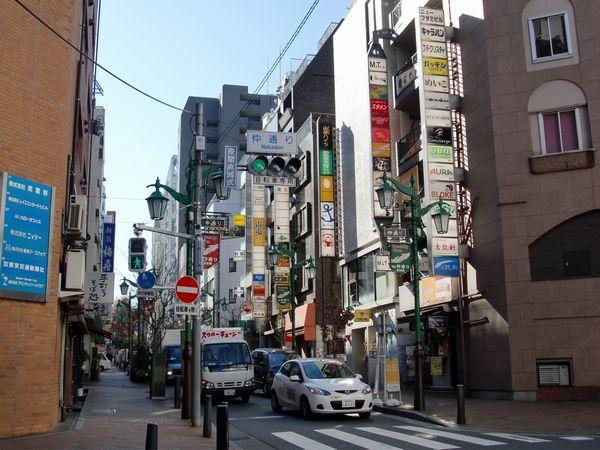 GACHI@新宿・淡麗醤油・二丁目仲通り