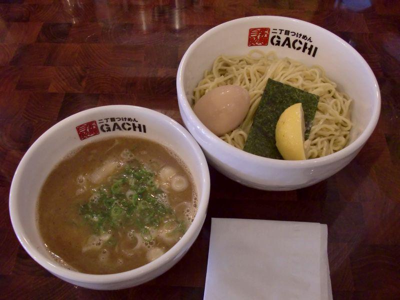 GACHI@新宿・淡麗醤油・候補1