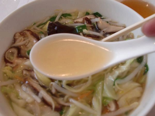 麗花仙@新宿南口・スープ