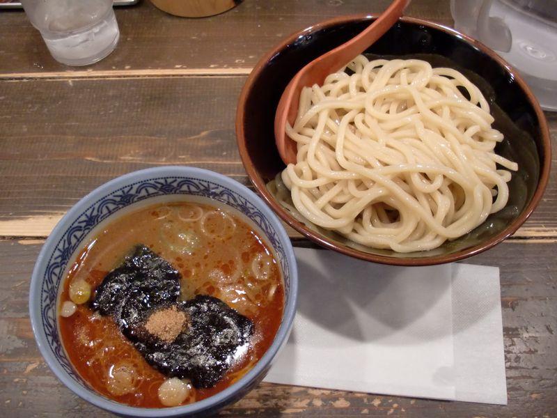 三田製麺所@三田・辛つけ
