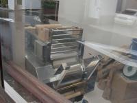 サンダーバード@茅場町・製麺機