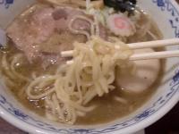 鈴蘭@新宿三丁目・麺上げ