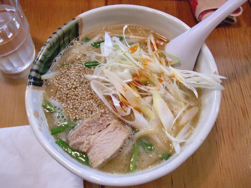 高樋兄弟@御徒町・味噌らー麺