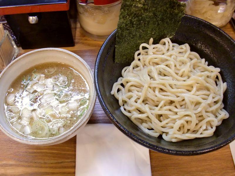 新とんこつ大学@八丁堀・つけ麺