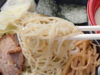 マタトール@つけ麺博2012・麺上げ