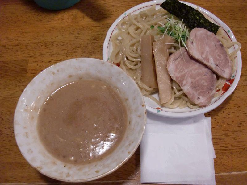 極熱@神保町・つけ麺