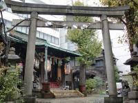 生碼麺食道@小川町・神社