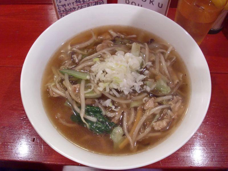 生碼麺食道@小川町・生碼麺