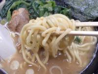 うま家@高田馬場・20121219・麺