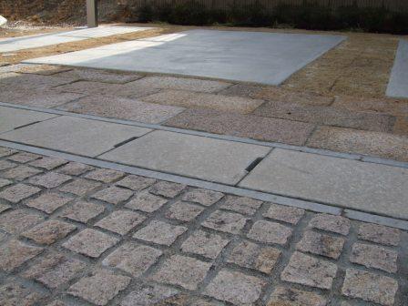 錆ミカゲピンコロ石畳