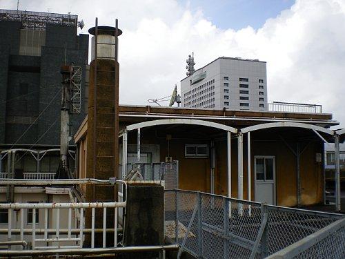 神奈川県庁舎・屋上5