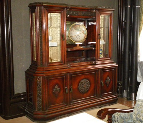 神奈川県庁舎・貴賓室家具2