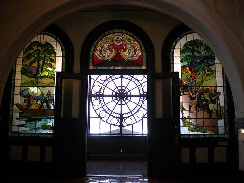 横浜市開港記念会館・2階