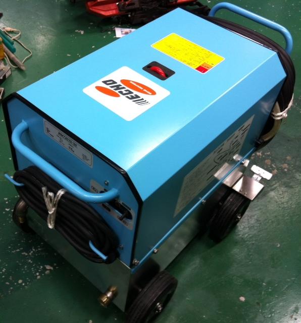 やまびこ 新ダイワ 共立 ECHOレンテック 電動高圧洗浄機 2