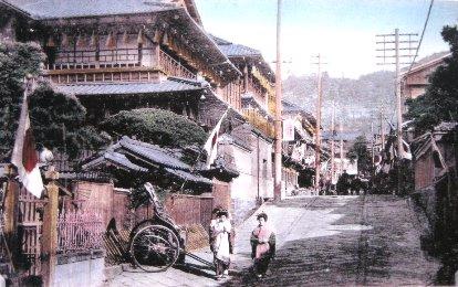 長崎丸山遊郭