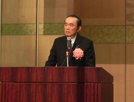 平沼赳夫先生2012
