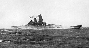 戦艦大和の勇姿