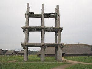 六本柱建物