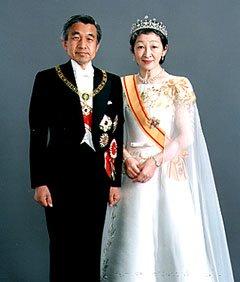 今上陛下ご結婚53年