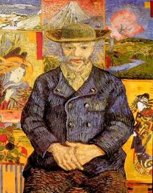 タンギー親爺の肖像