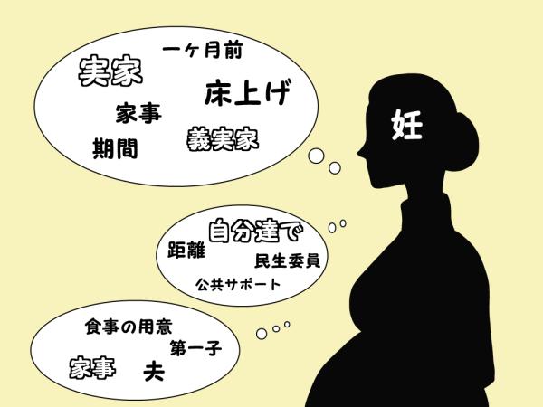 妊娠5ヶ月② 里帰り出産を考える サムネイル画像