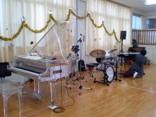 20131224クリスタルピアノの園