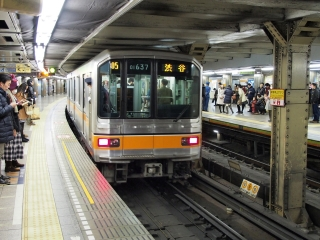 東京メトロ 銀座線 01系 電車