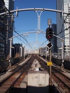 東京駅 中央線ホーム