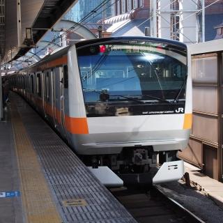 E233系 電車 中央線(快速)